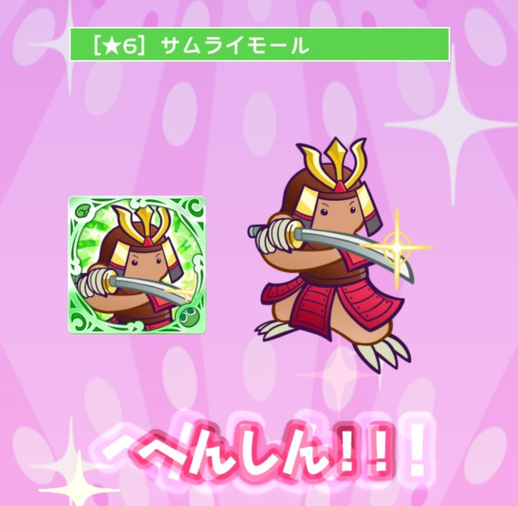 ☆6サムライモール